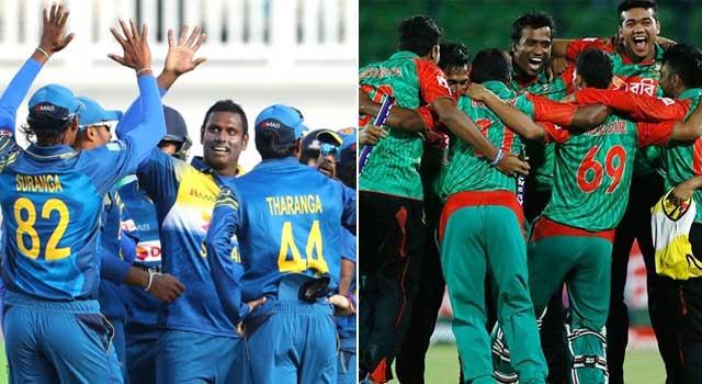 শ্রীলঙ্কার বিপক্ষে টেস্ট ও টি-টুয়েন্টি খেলবে টাইগাররা