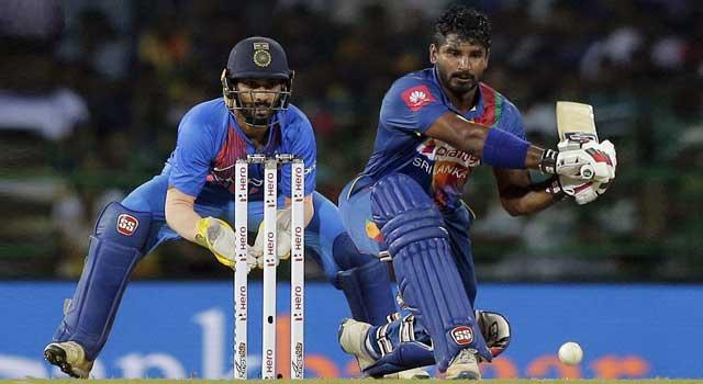 ভারতকে ১৫৩ রানের টার্গেট দিয়েছে শ্রীলঙ্কা
