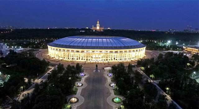 রাশিয়া বিশ্বকাপে ১২টি স্টেডিয়ামের পরিচিতি