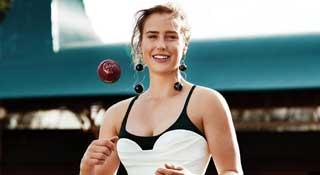 বর্ষসেরা নারী ক্রিকেটার পেরি