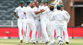 দক্ষিণ আফ্রিকা টেস্ট দলে নতুন দুই মুখ