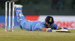 ভারতের বিপক্ষে টস জিতে ফিল্ডিংয়ে বাংলাদেশ