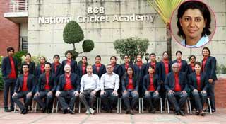 বাংলাদেশ নারী ক্রিকেট দলের কোচ হচ্ছেন অঞ্জু জৈন