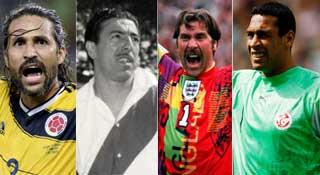 ফুটবল বিশ্বকাপে সবচেয়ে বয়স্ক খেলোয়াড়