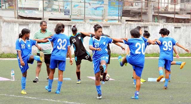 ছয় ভেন্যুতে শুরু হচ্ছে অনূর্ধ্ব-১৪ মহিলা ফুটবল
