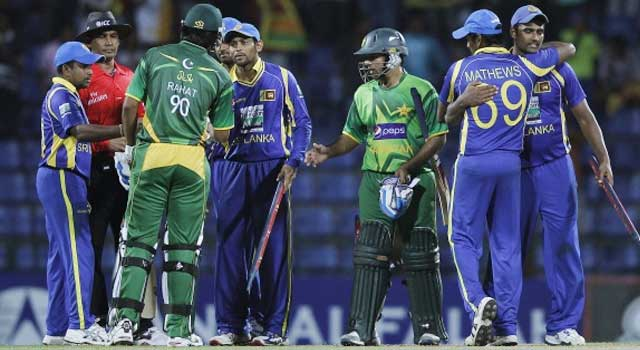 লঙ্কানদের হাতেই আন্তর্জাতিক ক্রিকেট ফিরছে পাকিস্তানে