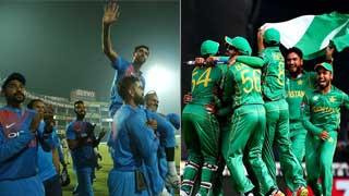 ভারতের জয়ে শীর্ষে পাকিস্তান