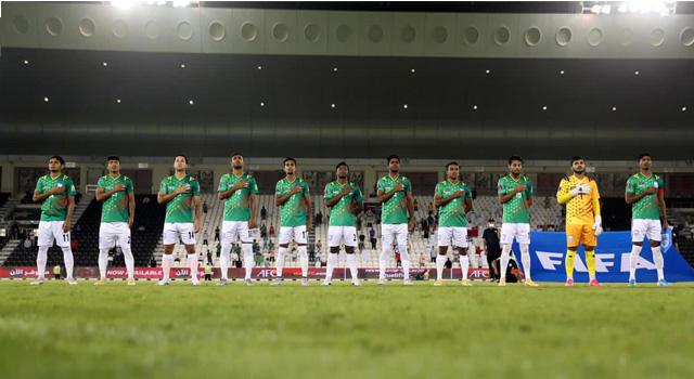 প্লে-অফে নয়, সরাসরি বাছাইপর্বে খেলবে বাংলাদেশ ফুটবল দল