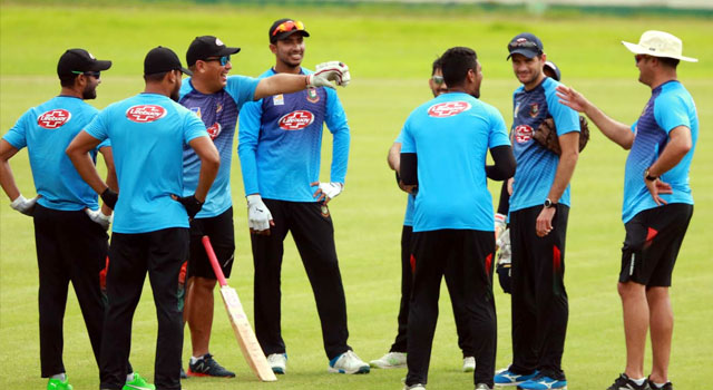 আজই চট্টগ্রাম যাচ্ছে বাংলাদেশ ক্রিকেট দল
