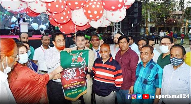৯২ দল নিয়ে কুমিল্লায় স্বাধীনতা টি-টেন টুর্নামেন্ট