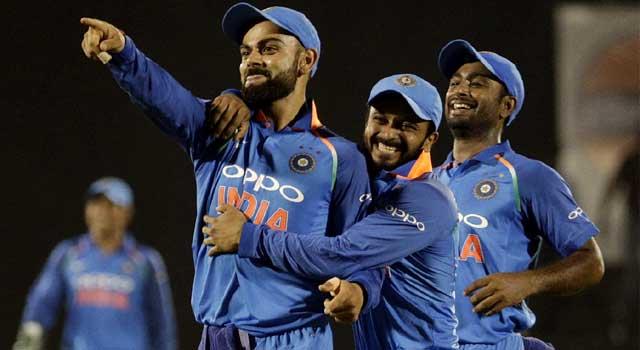 ভারতের ক্রিকেট ইতিহাসে তৃতীয় সর্বোচ্চ জয়