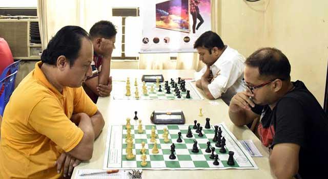 রেটিং দাবায় চ্যাম্পিয়ন নৌবাহিনীর মিনহাজ উদ্দিন