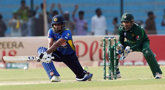 শ্রীলঙ্কার বিপক্ষে প্রথমবারের মত টি-২০ সিরিজে স্বাগতিক পাকিস্তান