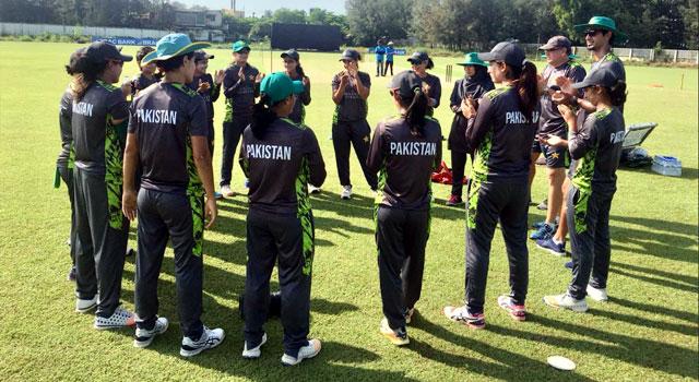 নারী বিশ্বকাপের স্কোয়াডে অধিনায়ক নেই পাকিস্তানের