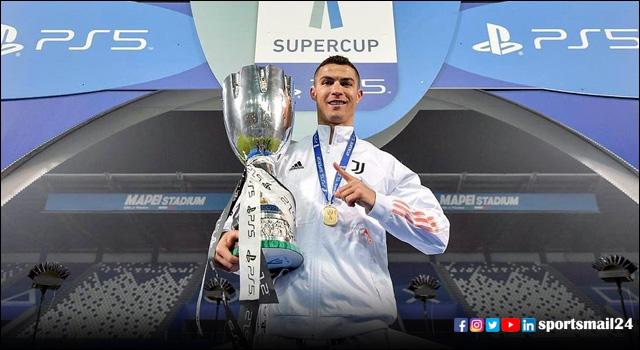 ফুটবল ইতিহাসের সর্বোচ্চ গোল এখন রোনালদোর