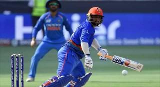 ভারতের বিপক্ষে আফগানিস্তানের ২৫২ রানের লড়াকু স্কোর