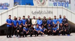 অধিনায়ক পরিবর্তনের পর বিশ্বকাপে আফগানিস্তানের স্কোয়াড ঘোষণা