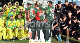 অস্ট্রেলিয়া-নিউজিল্যান্ডের বিপক্ষে দশটি টি-টোয়েন্টি খেলবে বাংলাদেশ