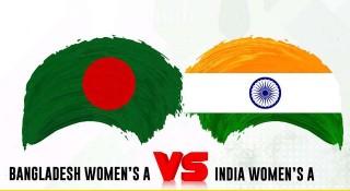 হোয়াইওয়াশ এড়াতে পারলো না বাংলাদেশ নারী 'এ' দল