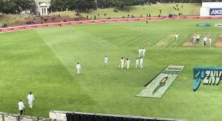 আবারও বৃষ্টি, বন্ধ রয়েছে বাংলাদেশ-নিউজিল্যান্ড খেলা