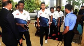 বাংলাদেশ ক্রিকেট দলকে সর্বোচ্চ নিরাপত্তা দিচ্ছে শ্রীলঙ্কা
