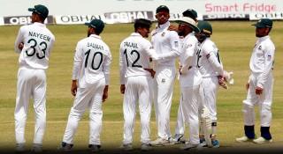 জিম্বাবুয়ের বিপক্ষে একমাত্র টেস্টে টাইগারদের টস হার