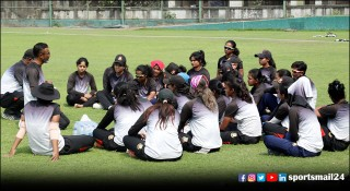 বঙ্গবন্ধু বাংলাদেশ গেমসে তিন নারী দল