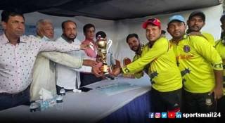 চট্টগ্রাম টি-টেন ক্রিকেটে গড়দুয়ারা আলোকন সংঘ চ্যাম্পিয়ন