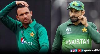 পাকিস্তান টি-টোয়েন্টি দলে নেই হাফিজ ও ফখর