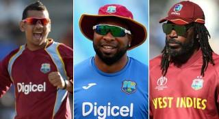 ভারতের বিপক্ষে টি-২০ দলে নারিন-পোলার্ড, বাদ গেইল