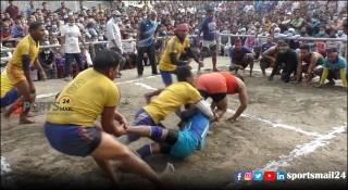কুড়িগ্রামে হা-ডু-ডু'র ফাইনালে হাজারও দর্শক