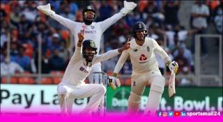 গোলাপি বলে দিশেহারা ইংল্যান্ড, ১১২ রানে অলআউট