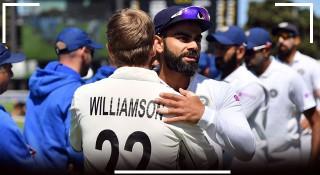 ভারতের বিপক্ষে টেস্ট জয় কিউইদের সেরা অর্জন
