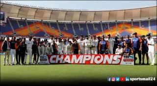 টেস্ট চ্যাম্পিয়নশিপে ভারতের দল ঘোষণা, নেই পান্ডিয়া- কুলদীপ