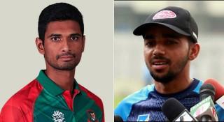 বাংলাদেশ টেস্ট ও টি-২০ ক্রিকেটে নতুন অধিনায়ক