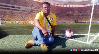 শেরপুর ডিএফএ সভাপতির প্রসংশনীয় উদ্যোগ, দিতে চান ট্রাকভর্তি ফুটবল