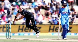 ভারতে বিপক্ষে নিউজিল্যান্ডের টি-২০ দল ঘোষণা