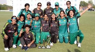 ওয়েস্ট ইন্ডিজকে হারিয়ে পাকিস্তান নারী ক্রিকেটারদের ইতিহাস