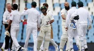 বক্সিং-ডে ১ম টেস্টে পাকিস্তানকে হারালো দক্ষিণ আফ্রিকা