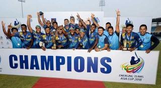 শ্বাসরুদ্ধকর ফাইনালে ভারতকে ৩ রানে হারালো শ্রীলঙ্কা