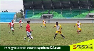 শেরপুর জেলা ফুটবল লিগে দ্বিতীয় হ্যাটট্রিক
