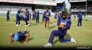 সোমবার থেকে অনুশীলন শুরু করছে শ্রীলঙ্কা ক্রিকেট দল