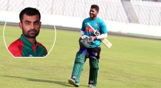 ভারত সফরে টি-২০ দলে নেই তামিম, ফিরলেন ইমরুল