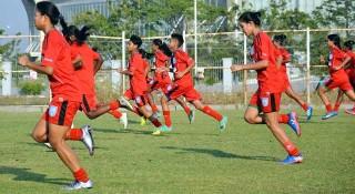 ফিলিপাইানের বিপক্ষে মাঠে নামবে নারী ফুটবলরা