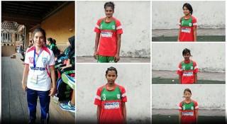 এসএসসি'র বাধা পেরিয়েছে এক ঝাঁক নারী ফুটবলার
