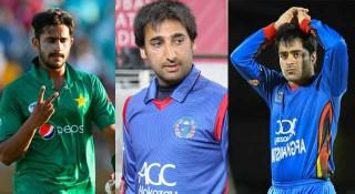 আফগানিস্তান-পাকিস্তানের ৩ ক্রিকেটারকে জরিমানা