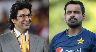 ওয়াসিম আকরামের পাকিস্তানের বিশ্বকাপ দলে নেই হাফিজ
