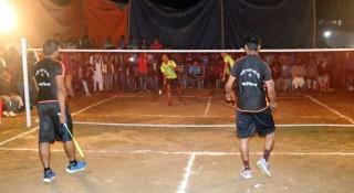 শেরপুরে জে অ্যান্ড এস গ্রুপ ব্যাডমিন্টন টুর্নামেন্টের ফাইনাল অনুষ্ঠিত