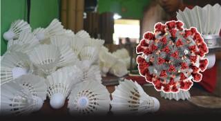 ভাইরাস আতঙ্কে এশিয়ান ব্যাডমিন্টনে খেলছে না কয়েকটি দেশ