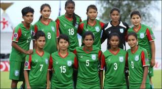 স্থগিত হলো সাফ অনূর্ধ্ব-১৬ নারী ফুটবল